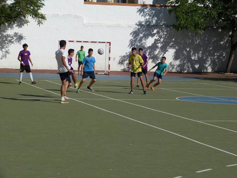 iii torneo fútbol sala