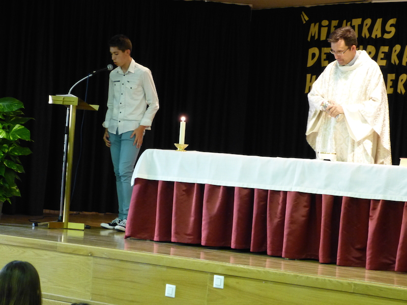 eucaristia de despedida