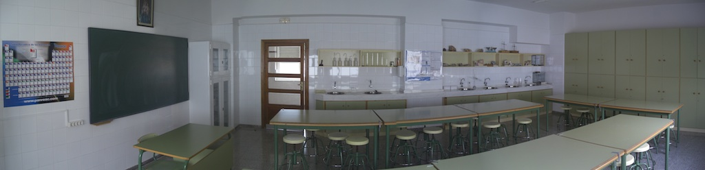 Laboratorio Ciencias