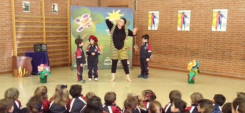 Infantil: Cuento interactivo
