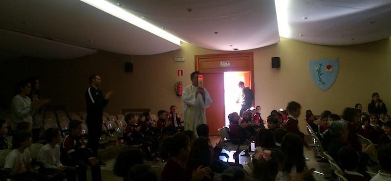 Celebración de la Pascua en Infantil y Primaria