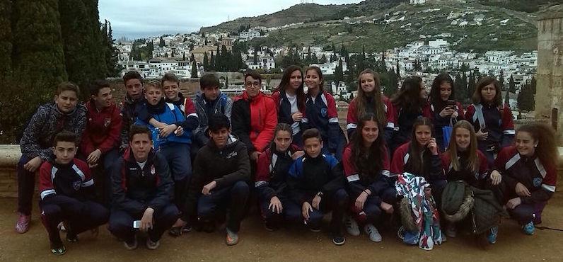 2º ESO: Visita a la Alhambra