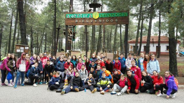 1º ESO: Aventura Amazonia