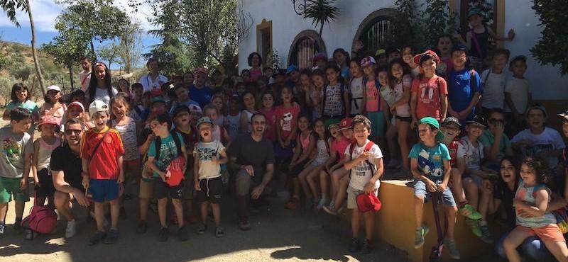 "1º Ciclo Primaria: Visita la granja escuela ""Finca Malpasillo"""