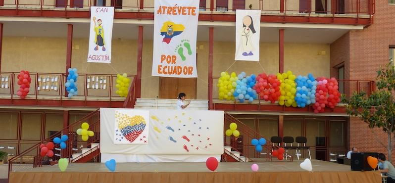 Fiesta Solidaria: Atrévete por Ecuador