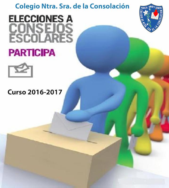 Elecciones al Consejo Escolar 2016