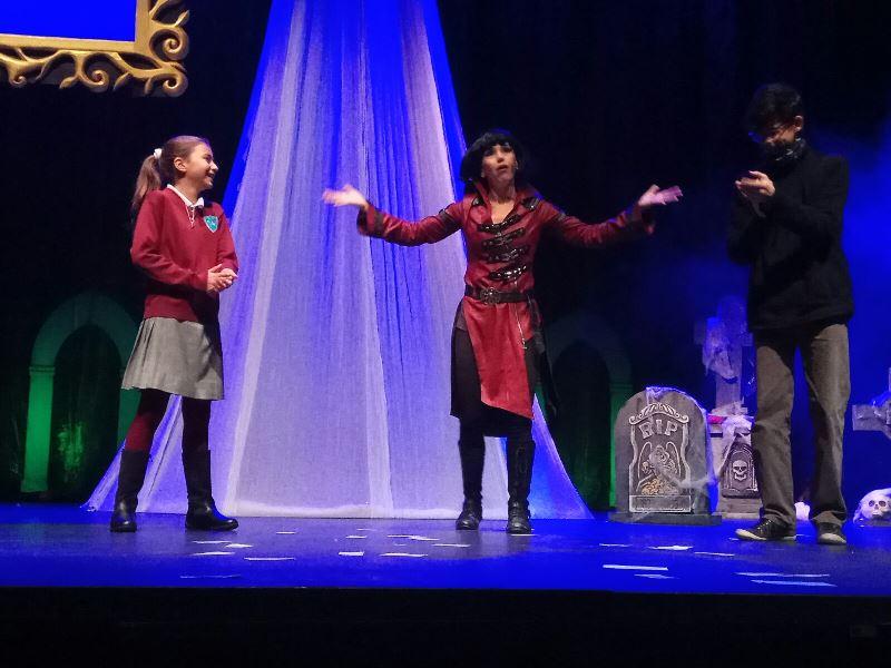 6ºPrimaria, 1º y 2º Eso: Teatro de Inglés