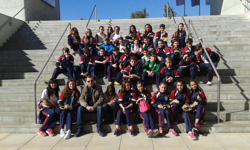 1º ESO: Visita al museo Memoria Histórica de Andalucía