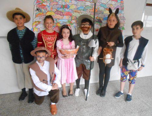 4º Primaria: El Quijote