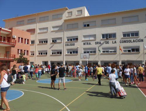 Primer día de clase en Infantil y Primaria