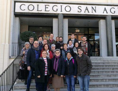 Aula Agustiniana: Jornadas de formación del profesorado