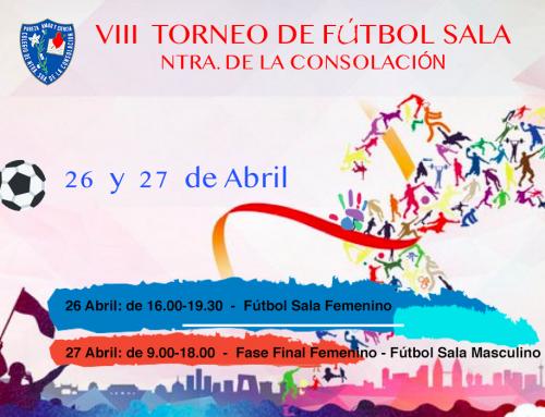VIII Torneo de Fútbol Sala
