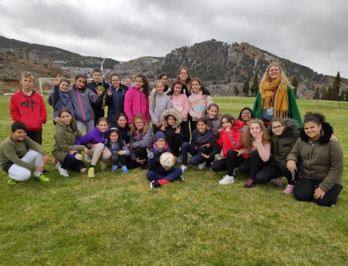 Inmersión lingüística en Sierra Nevada