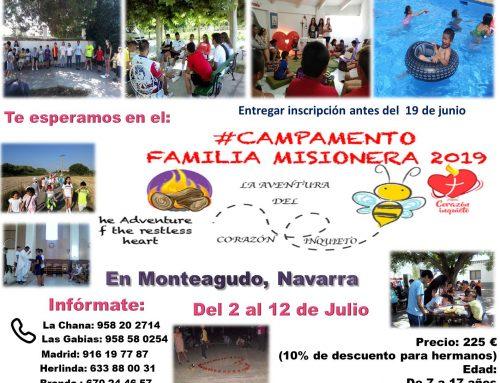 Campamento 2019