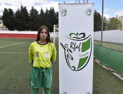 María a la selección granadina de fútbol
