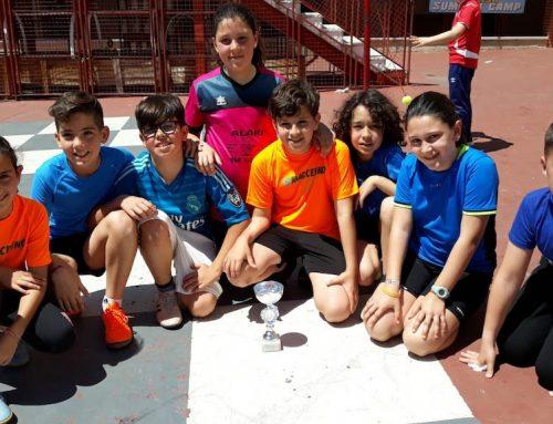 Día de la familia y torneo de fútbol sala 2019