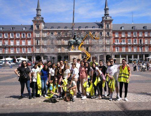 Viaje de estudios de 2º ESO: Madrid 2019