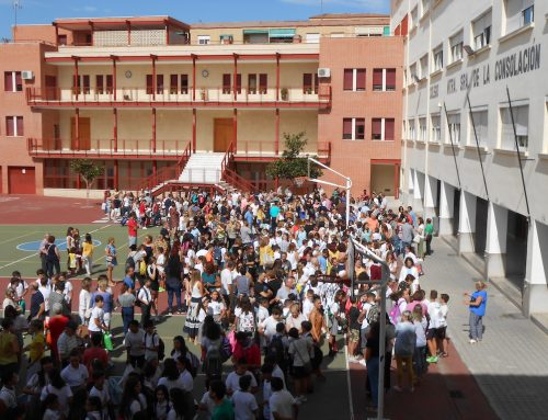 """""""Conócete, acéptate, supérate"""": Comienzo de curso Infantil y Primaria"""