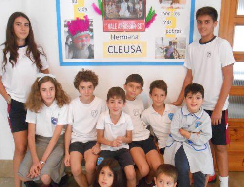 Hna. Cleusa y la Amazonía en nuestro colegio – 1ª parte