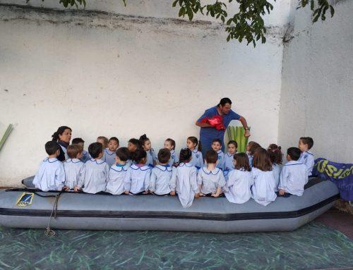 Programa de microvoluntariado: Pequeños defensores de ríos y mares