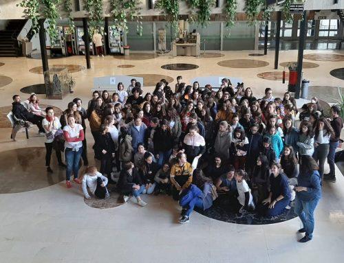Alumnas de ESO participan en el proyecto STEM