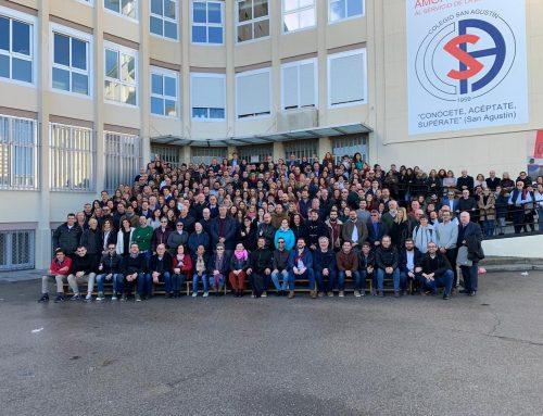 XXVII AULA AGUSTINIANA: Identidad, pertenencia y compromiso en la escuela agustiniana