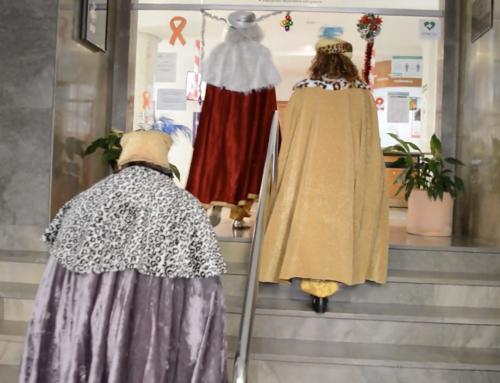 Visita virtual de los Reyes Magos