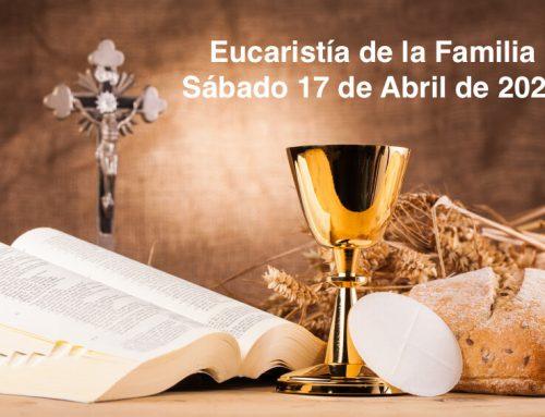 Eucaristía de las familias