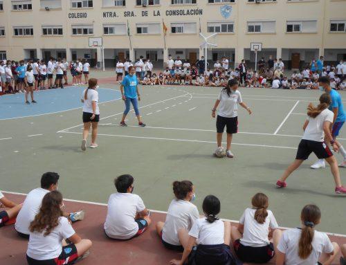 La Eurocopa en el colegio