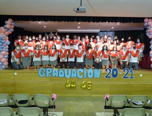 Graduación 4º ESO curso 2020-2021